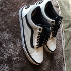 Vans The North Face x Old Skool MTE DX 'True White